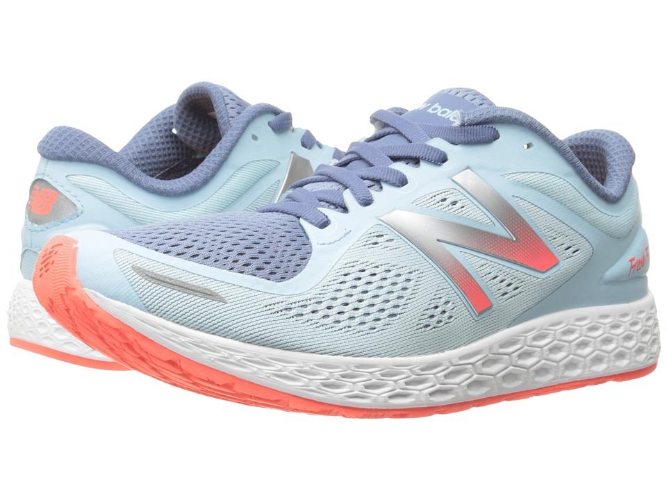 New Balance FF Zante V2 Blue/Orange Womens Shoes