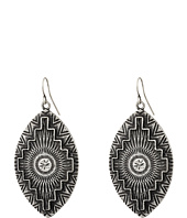 Gypsy SOULE - Aztec Etched Tear Drop Earrings