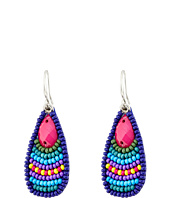 Gypsy SOULE - Stone & Bead Teardrop Earrings
