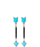 Gypsy SOULE - Vertical Arrow Earrings
