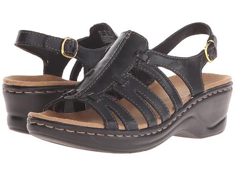 Clarks Lexi Marigold Q - Black Leather