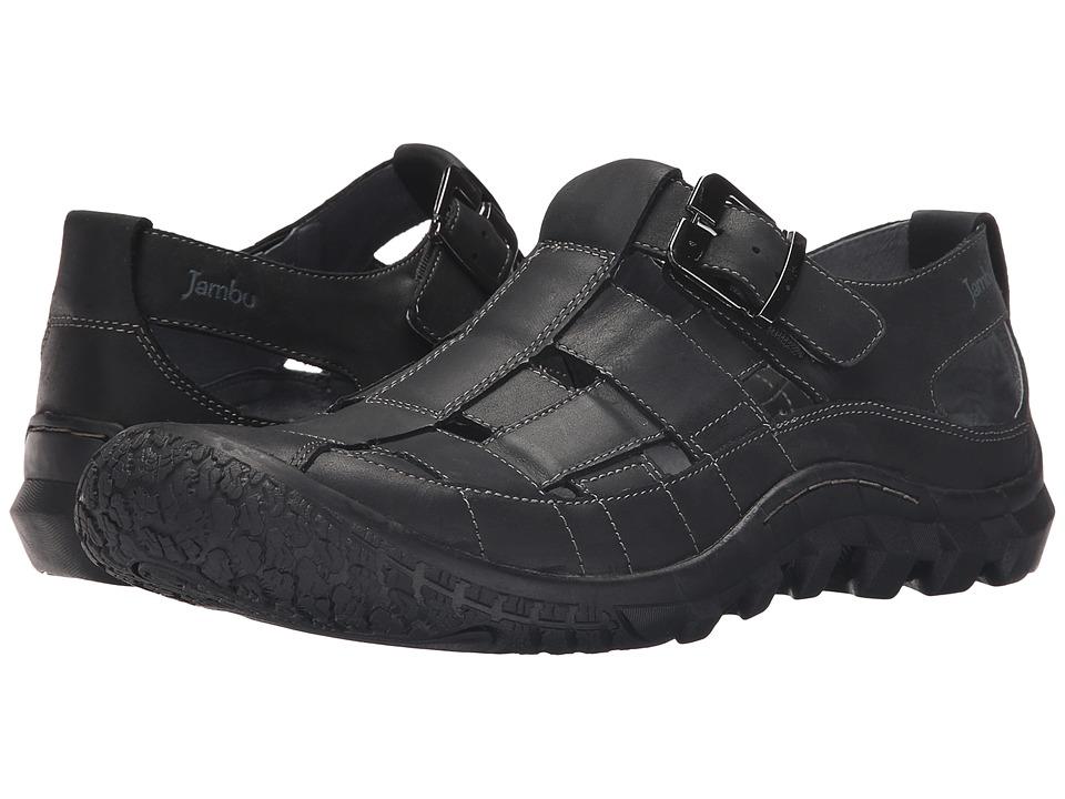 Jambu - Fairfax (Black) Mens Shoes