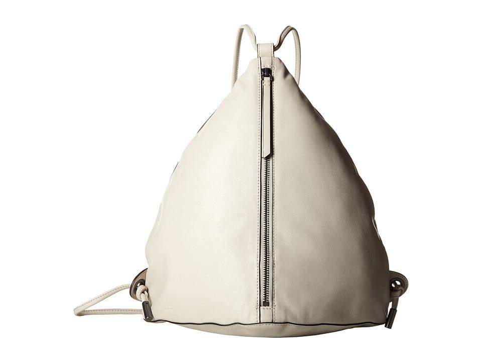 ECCO - Sculptured Backpack (Gravel) Backpack Bags