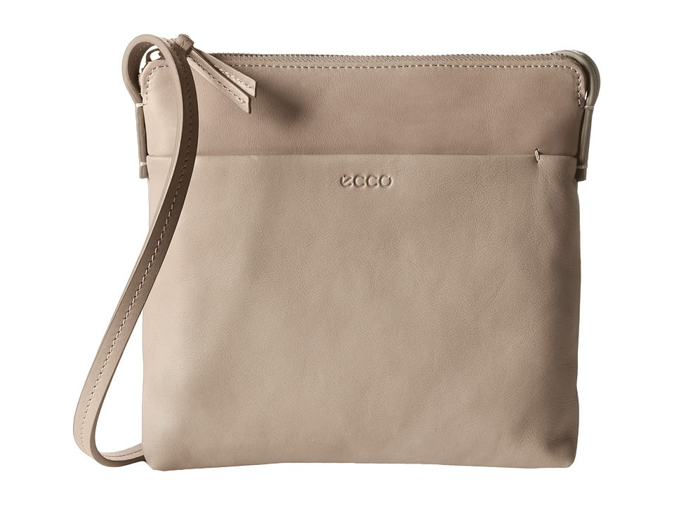 ECCO - Handa Crossbody (Moon Rock) Cross Body Handbags