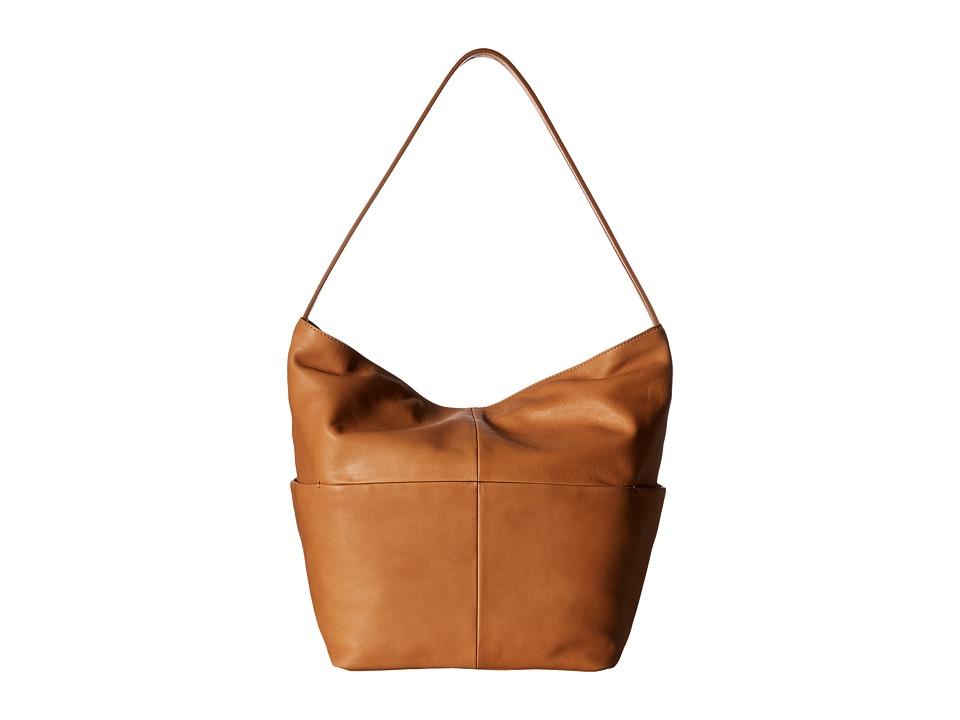 ECCO - Handa Hobo Bag (Lion) Hobo Handbags