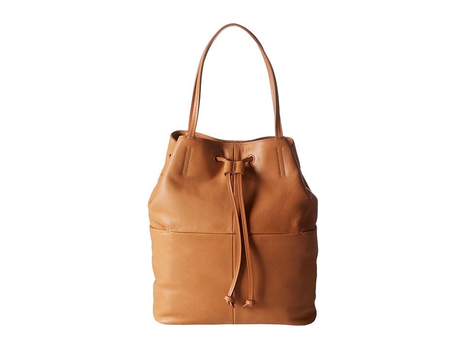 ECCO - Handa Shopper (Lion) Shoulder Handbags