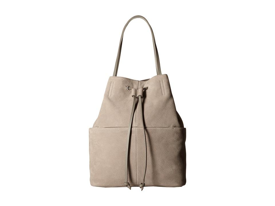 ECCO - Handa Shopper (Moon Rock) Shoulder Handbags