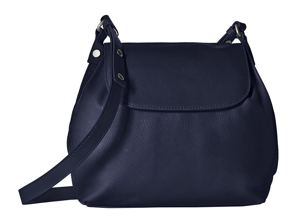 ECCO - Fortine Crossbody (Gravel) Cross Body Handbags