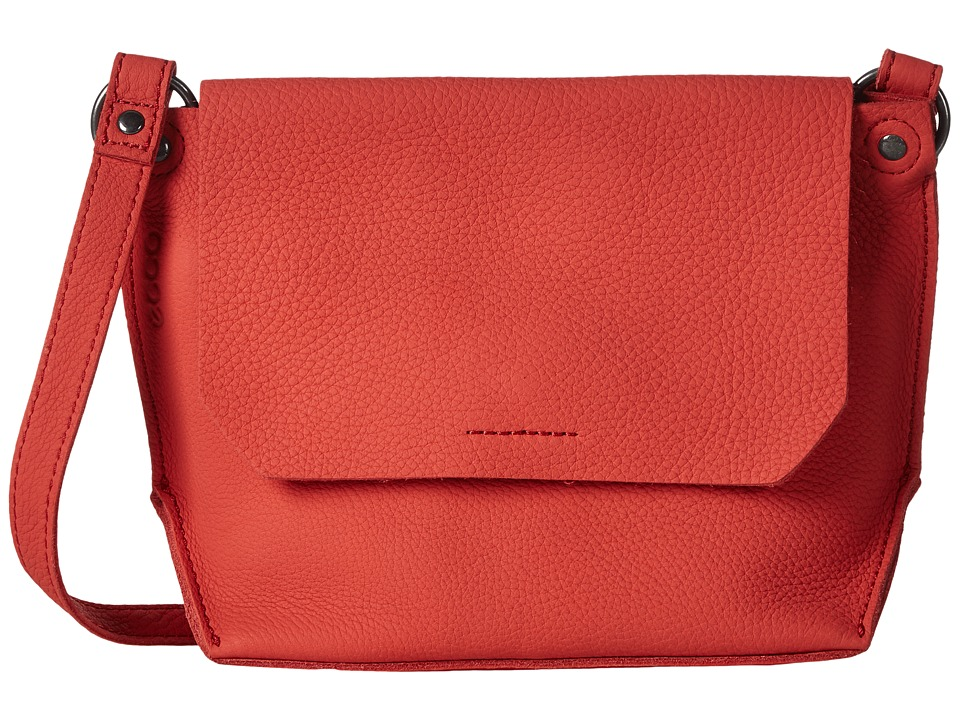 ECCO - Eyota Crossbody (Coral Blush) Cross Body Handbags