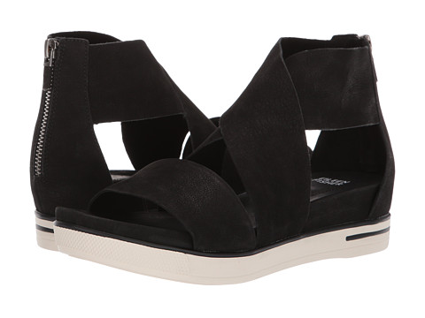 Eileen Fisher Sport - Black Tumbled Nubuck