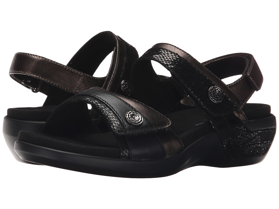 Aravon Katherine-AR (Black Multi) Sandals