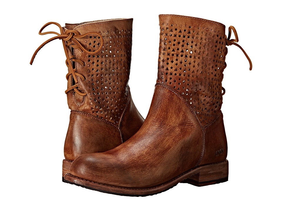 Bed Stu Bridgewater Tan Driftwood Womens Boots