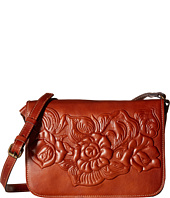 Patricia Nash - Rose Tooled Navano Crossbody