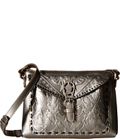 Patricia Nash - Folklore Avellino Top Zip Crossbody
