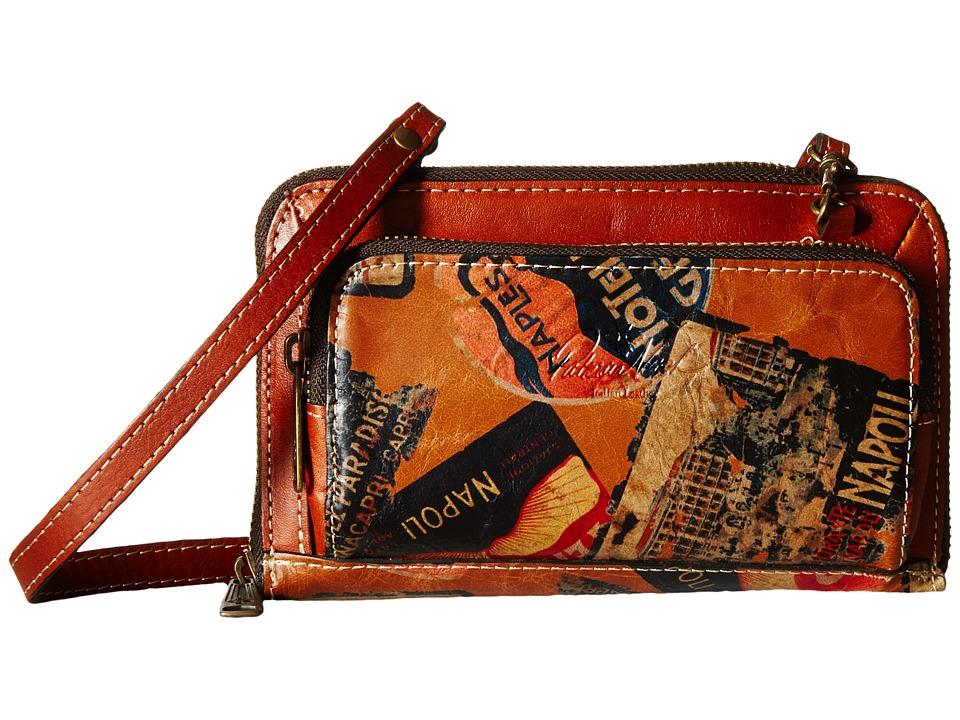 Patricia Nash - Andria Crossbody (World Traveler) Cross Body Handbags