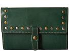 Patricia Nash Oil Rub Colli Wallet (Antique Green)