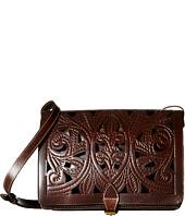 Patricia Nash - Cutout Tooled Imperialli Crossbody
