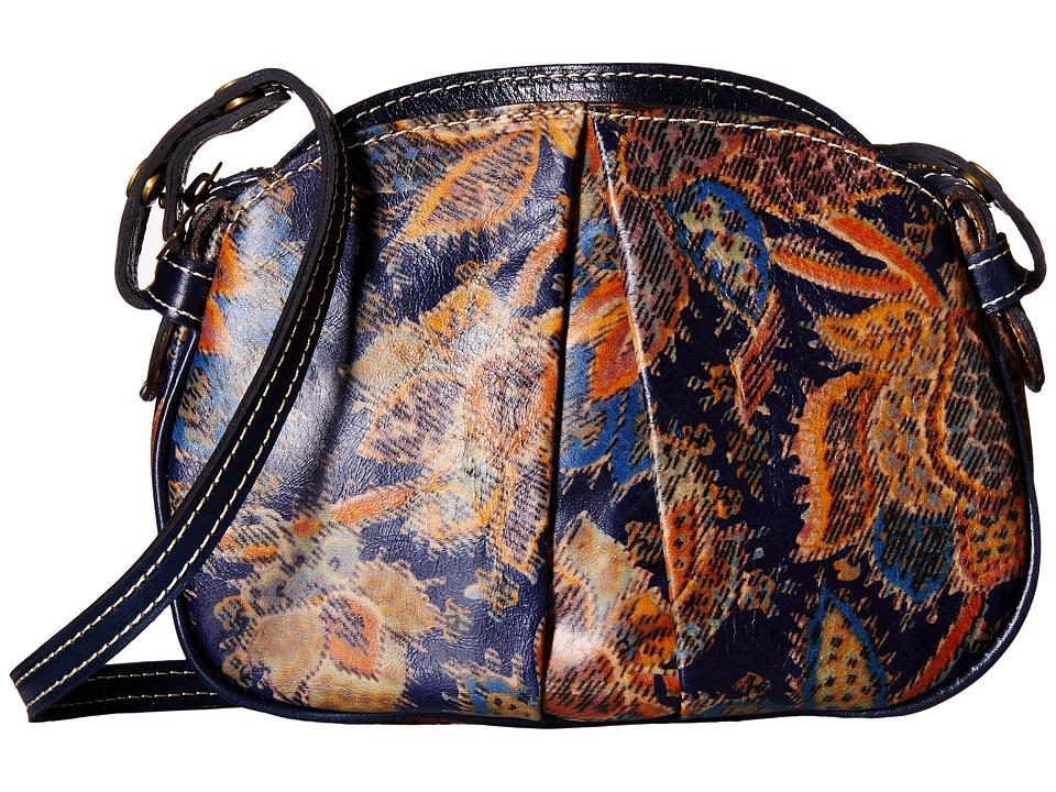 Patricia Nash Chania Crossbody Needlepoint Cross Body Handbags