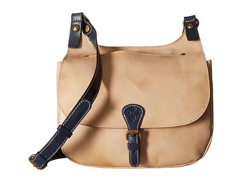 Patricia Nash Oil Rub London Saddle Bag
