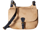 Patricia Nash Oil Rub London Saddle Bag (Sand)