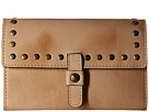 Patricia Nash Colli Flap Wallet (Sand)