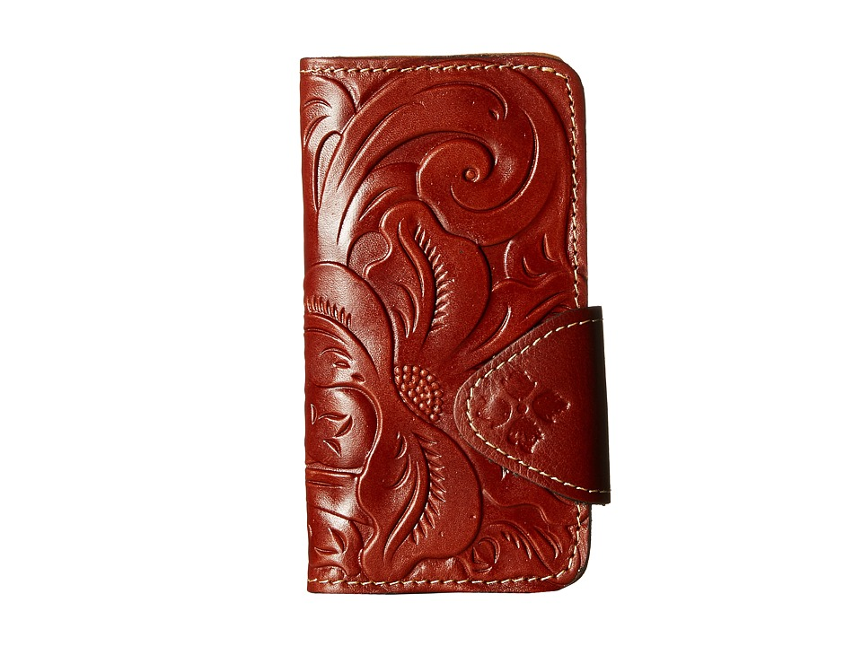 Patricia Nash - Tooled Fiona iPhone 6 Case (Florence) Cell Phone Case