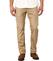 Robert Graham - Limestone Woven Denim Slim Fit Jeans in Wheat