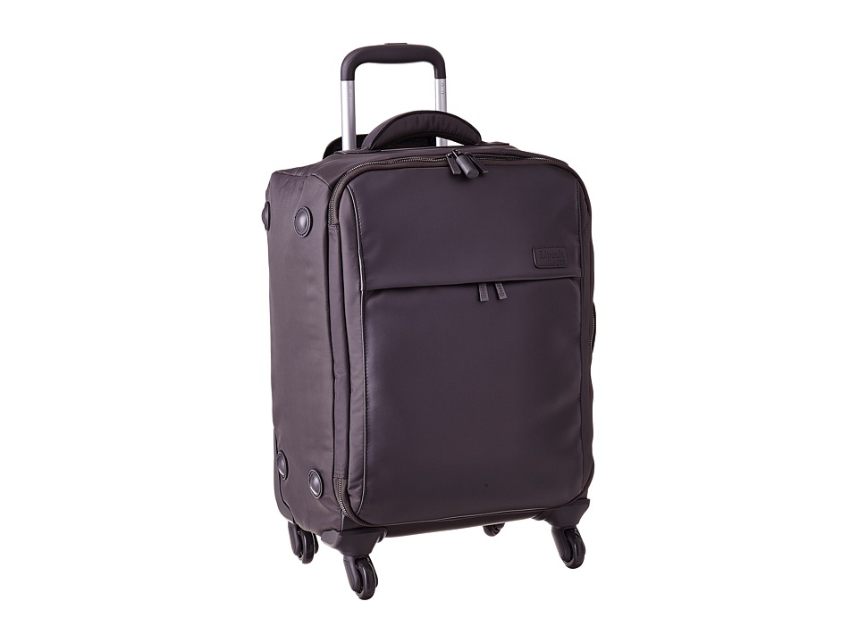 Lipault Paris - Premium Collection - 4-Wheeled 22 Carry-On (Grey) Carry on Luggage