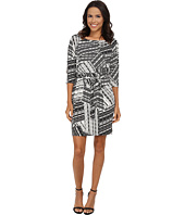 Jessica Simpson - Printed Ity Split Sleeve