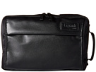 Lipault Paris Premium Collection 10 Dual Compartment Toiletry Kit (Black)