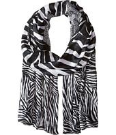 MICHAEL Michael Kors - Zahra Kendal Zebra Oblong