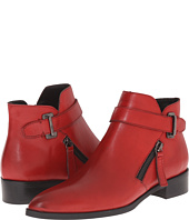 Massimo Matteo - Side Zip Boot with Strap