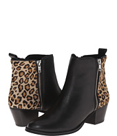 Massimo Matteo - Side Zip Cheetah Boot