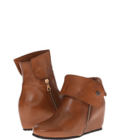 Massimo Matteo - Side Zip Wedge Boot
