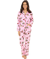 P.J. Salvage - Smore Flannel Sleep PJ Set