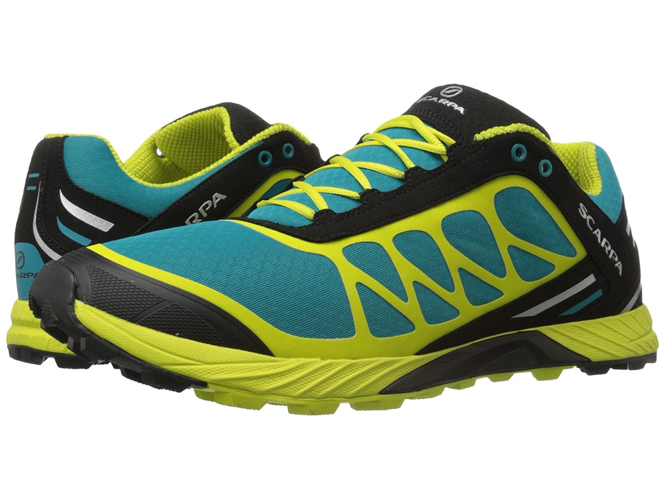 Scarpa Atom Abyss/Lime Mens Shoes