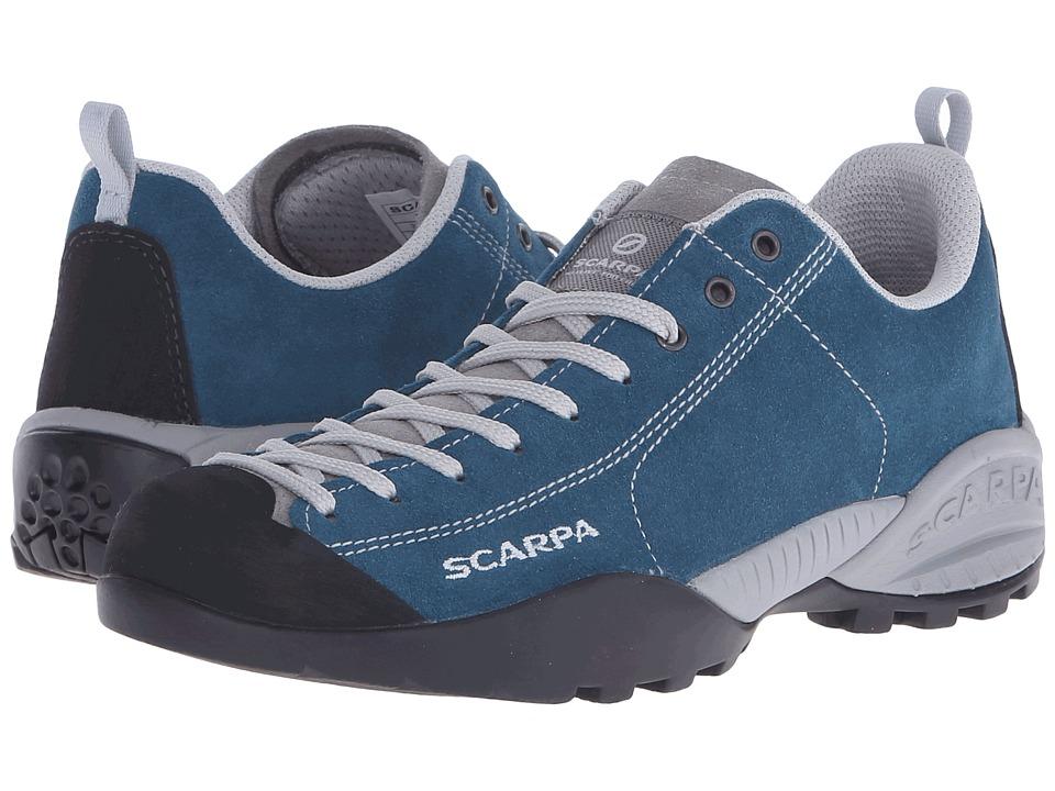 Scarpa Mojito (Lake Blue) Men's Shoes