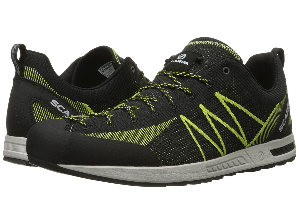 Scarpa Iguana Black/Lime Mens Shoes