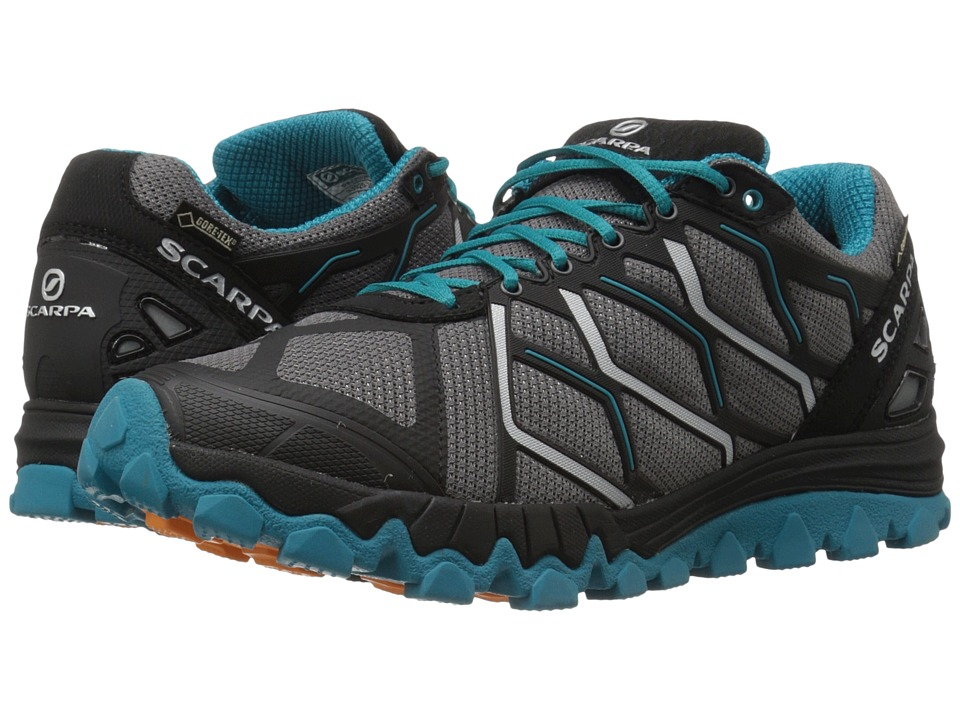Scarpa Proton GTX(r) (Gray/Abyss) Men's Shoes