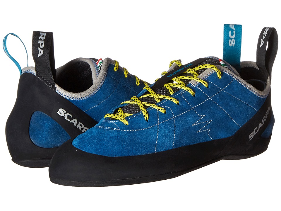 Scarpa Helix Hyper Blue Mens Shoes
