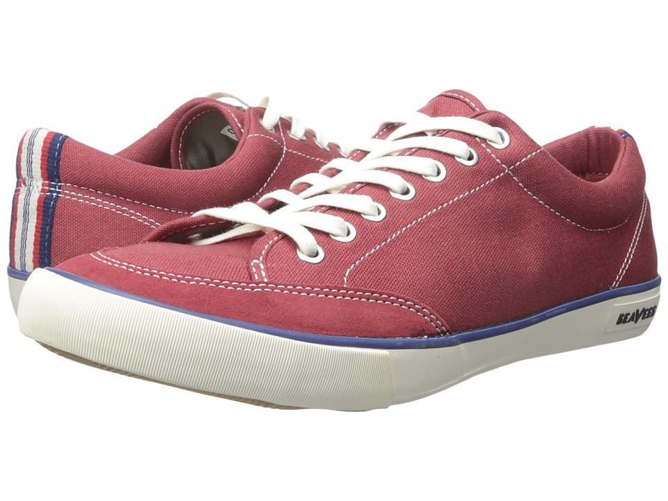 SeaVees 05/65 Westwood Tennis Standard Red Mens Shoes