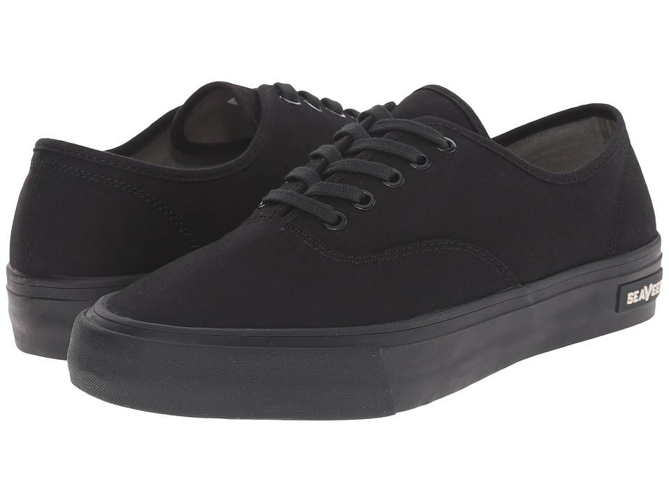 SeaVees - 06/64 Legend Sneaker Standard (Black) Men
