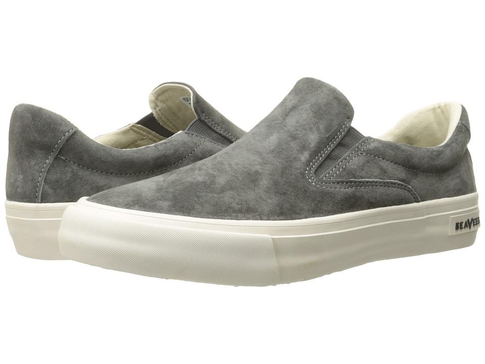 SeaVees - 05/66 Hawthorne Slip On Riv (Dusk Blue) Mens Shoes