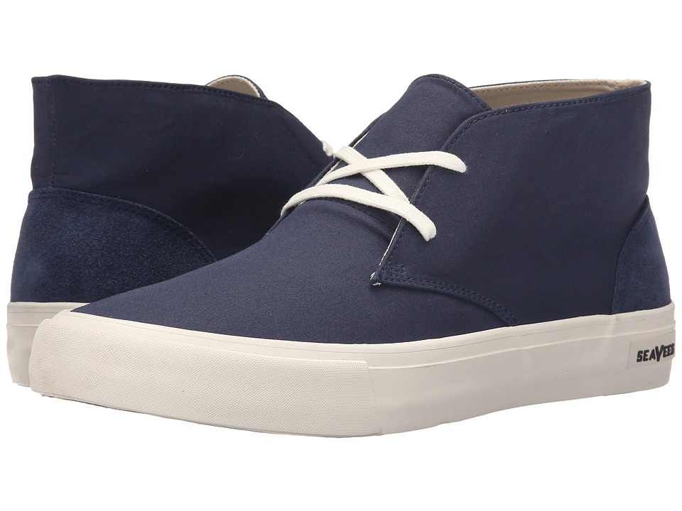 SeaVees - 12/62 Maslon Desert Boot (True Navy) Men