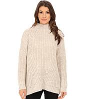 Sanctuary - Oval Mock Sweater
