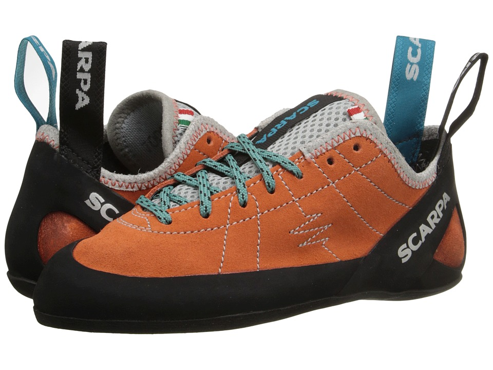 Scarpa Helix Mandarin Red Womens Shoes