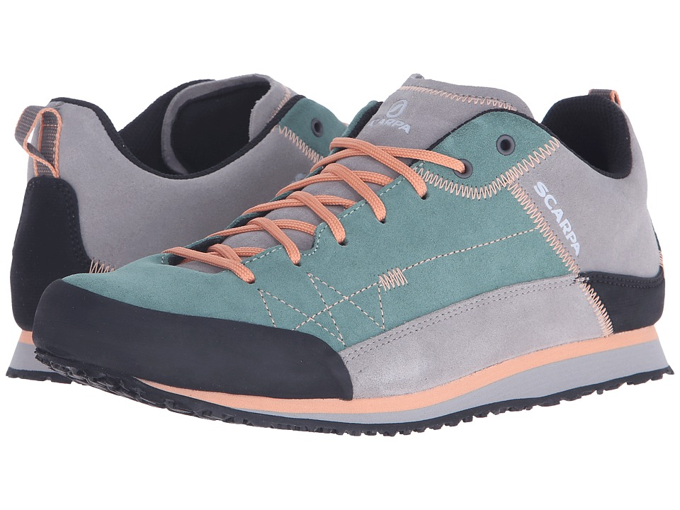 Scarpa Cosmo Jade/Salmon Womens Shoes