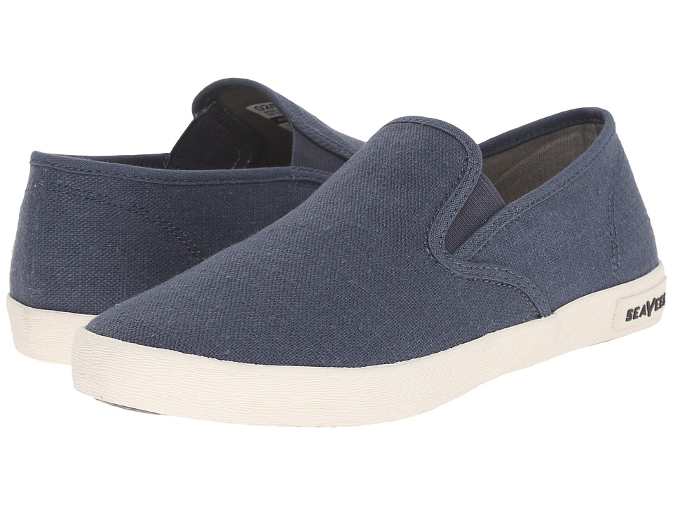 SeaVees - 02/64 Baja Slip-on Standard (Marine) Womens Slip on  Shoes