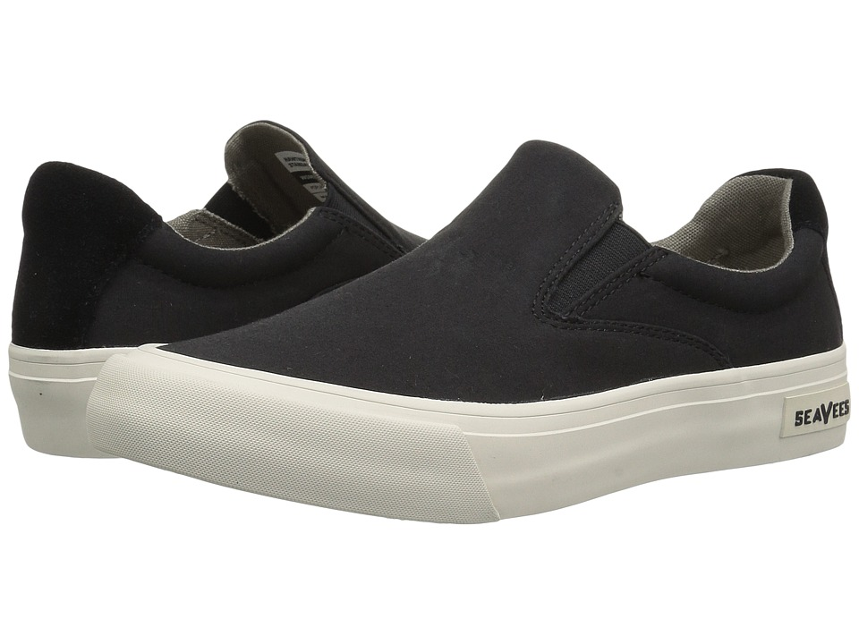 SeaVees 05/66 Hawthorne Slip-On Standard (Black) Women's Shoes