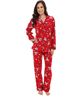 P.J. Salvage - Western Flannel Sleep PJ Set